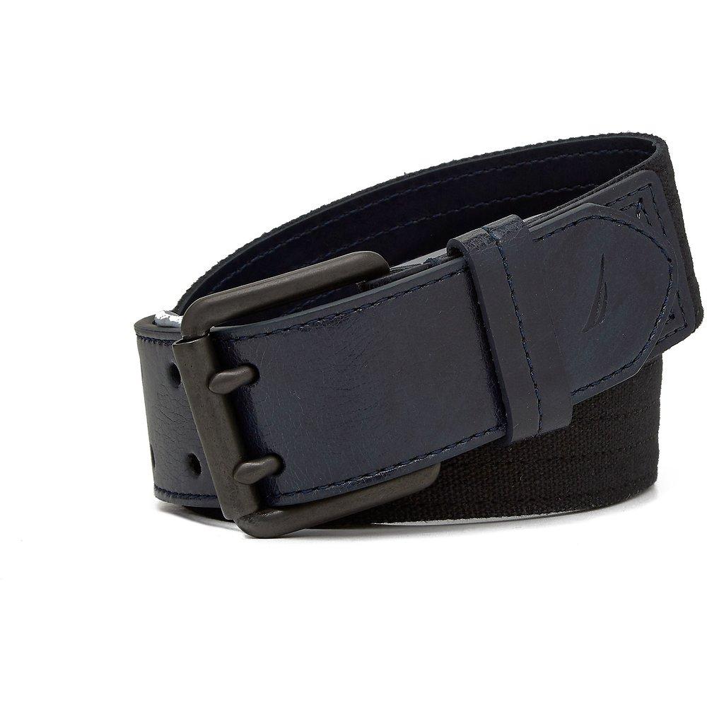 Nautica 38mm Canvas Belt