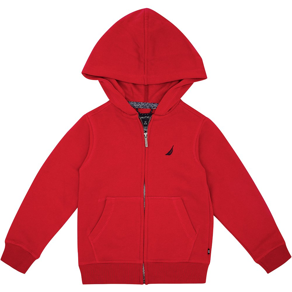 Nautica LITTLE BOYS (2-7) FULL ZIP HOODIE