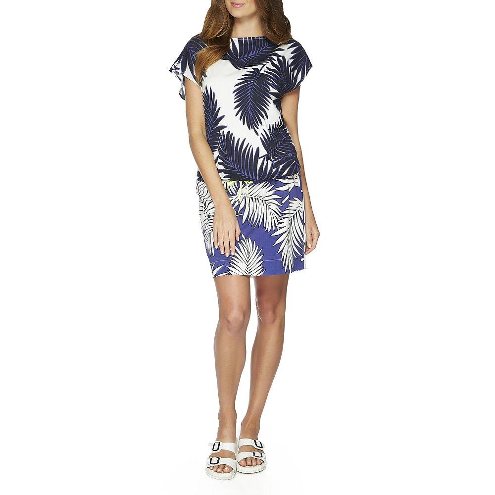 Nautica Sleeveless Print Dress
