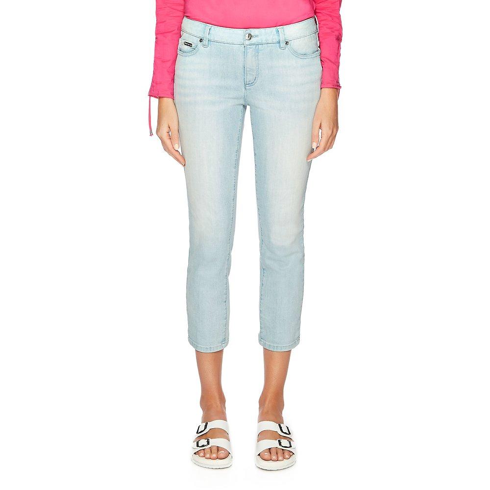 Nautica Cropped Skinny Jean