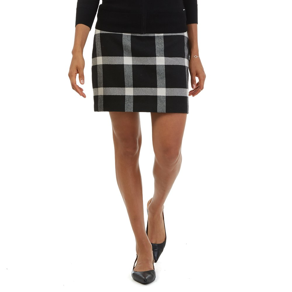 Nautica Plaid Mini Skirt