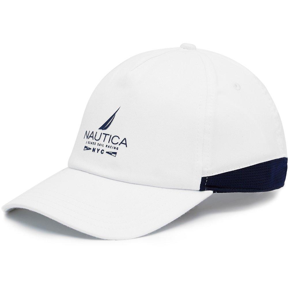 Nautica J Class Sail Racing Graphic Hat