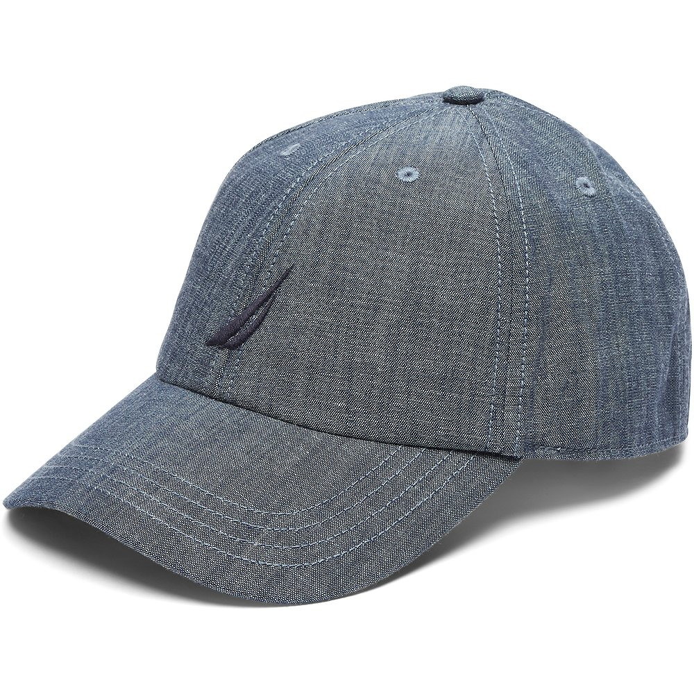 Nautica CHAMBRAY ANCHOR CAP