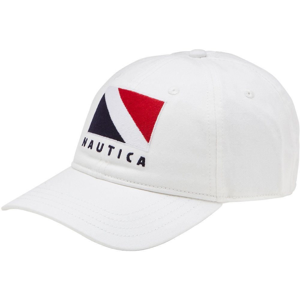 Nautica 6 PANEL SIGNAL FLAG CAP