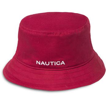 Nautica Lil' Yachty Collection Reversible Fleece Hat (Sulphur)