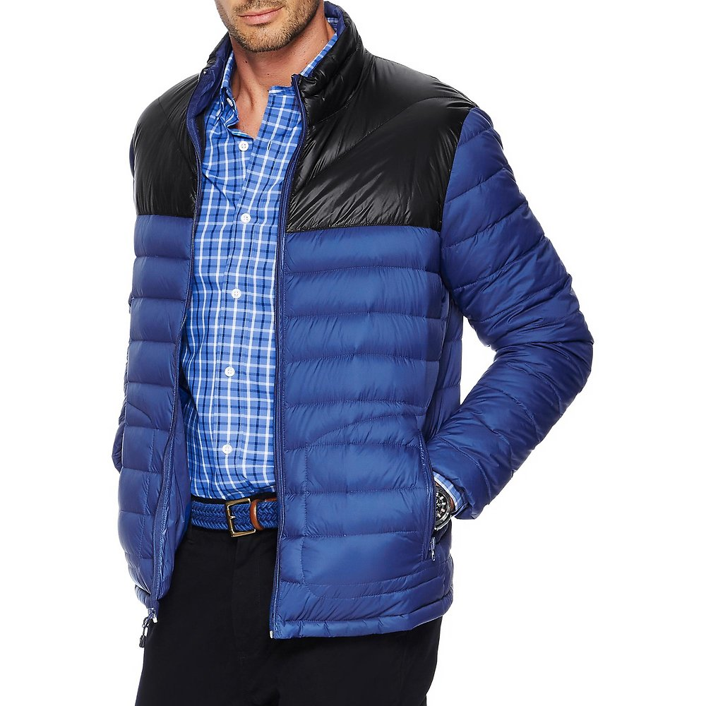 Nautica Quilted Down Jacket