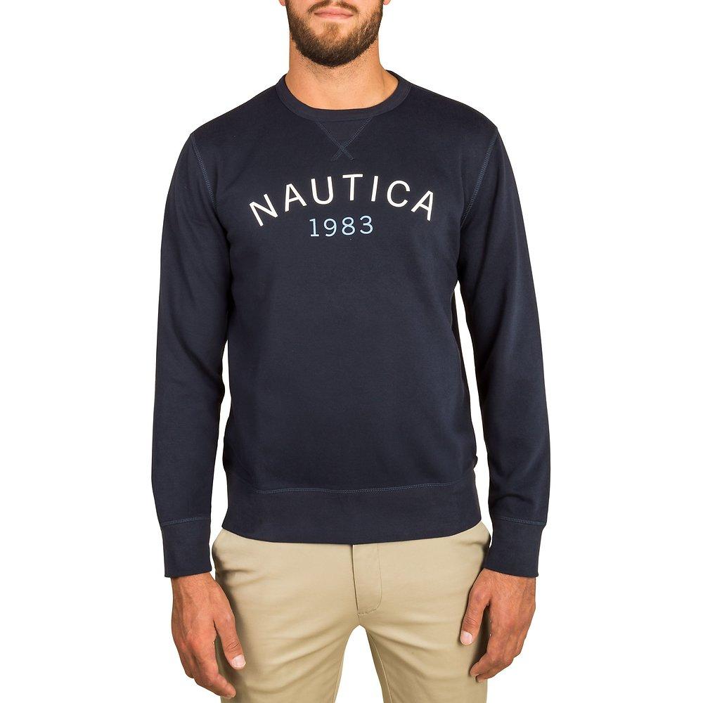 NAUTICA 1983 CREW NECK SWEATSHIRT