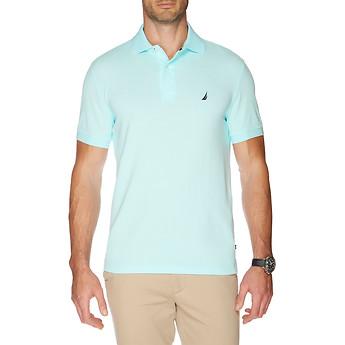 Nautica Short Sleeve Solid Polo