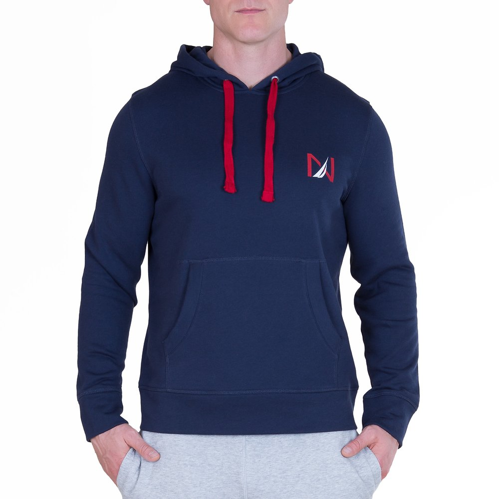 Knit Active N-J Class Pullover Hoodie
