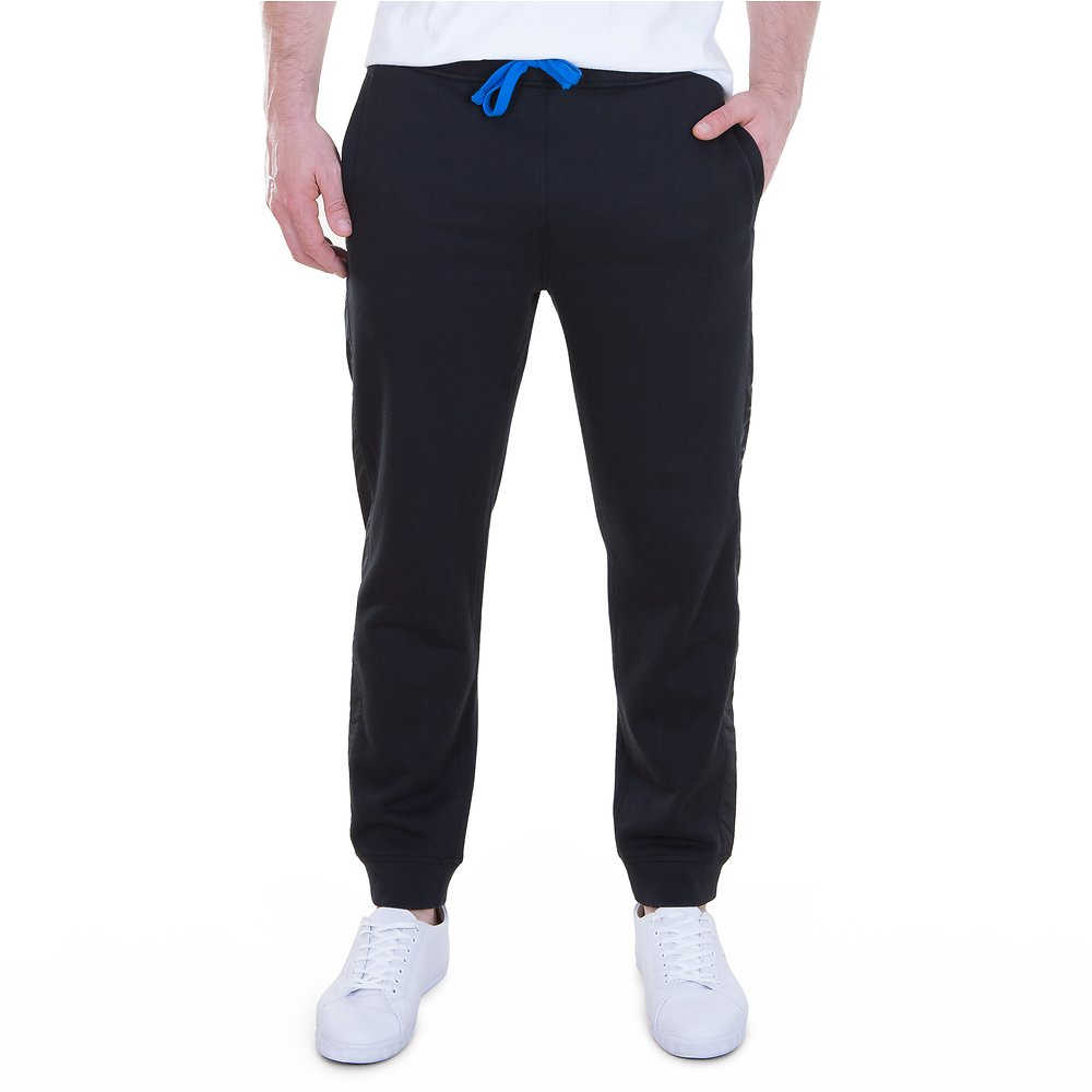 Knit Active Contrast Side Panel Track Pants