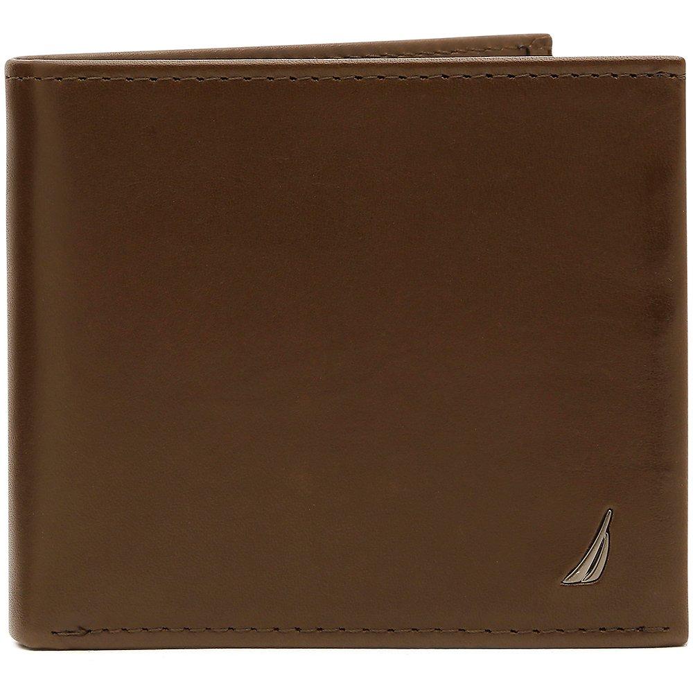 Nautica Leather Slim Pass case J Class Wallet