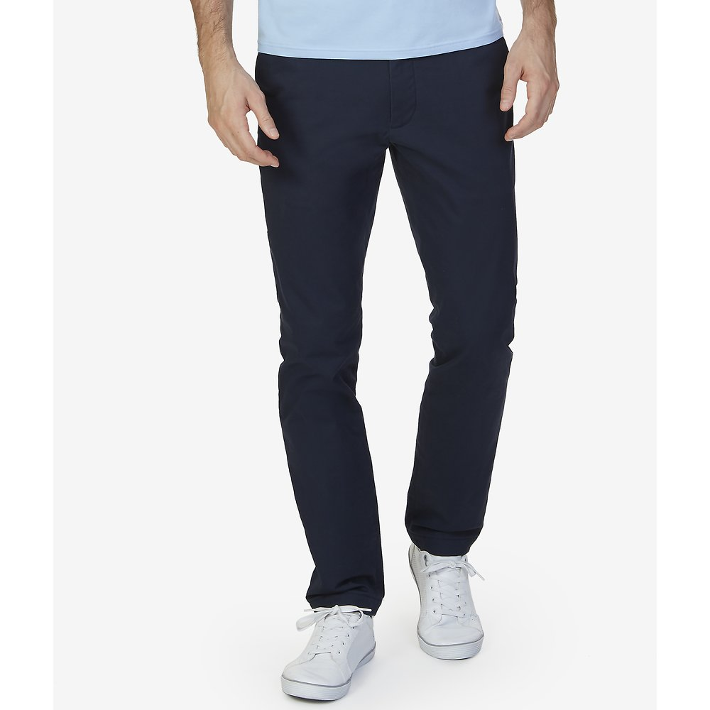 TAILORED FIT NAVTECH CHINO PANT