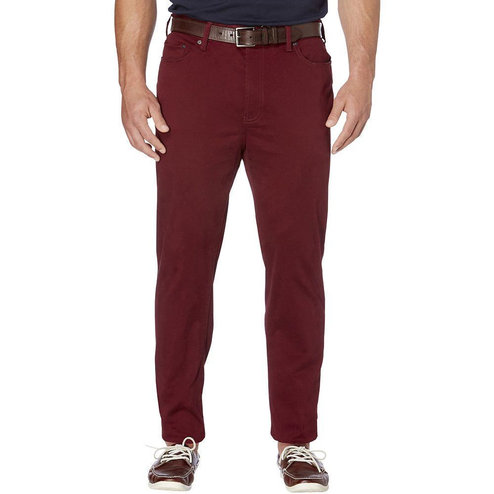 Nautica STRAIGHT FIT FIVE POCKET PANT