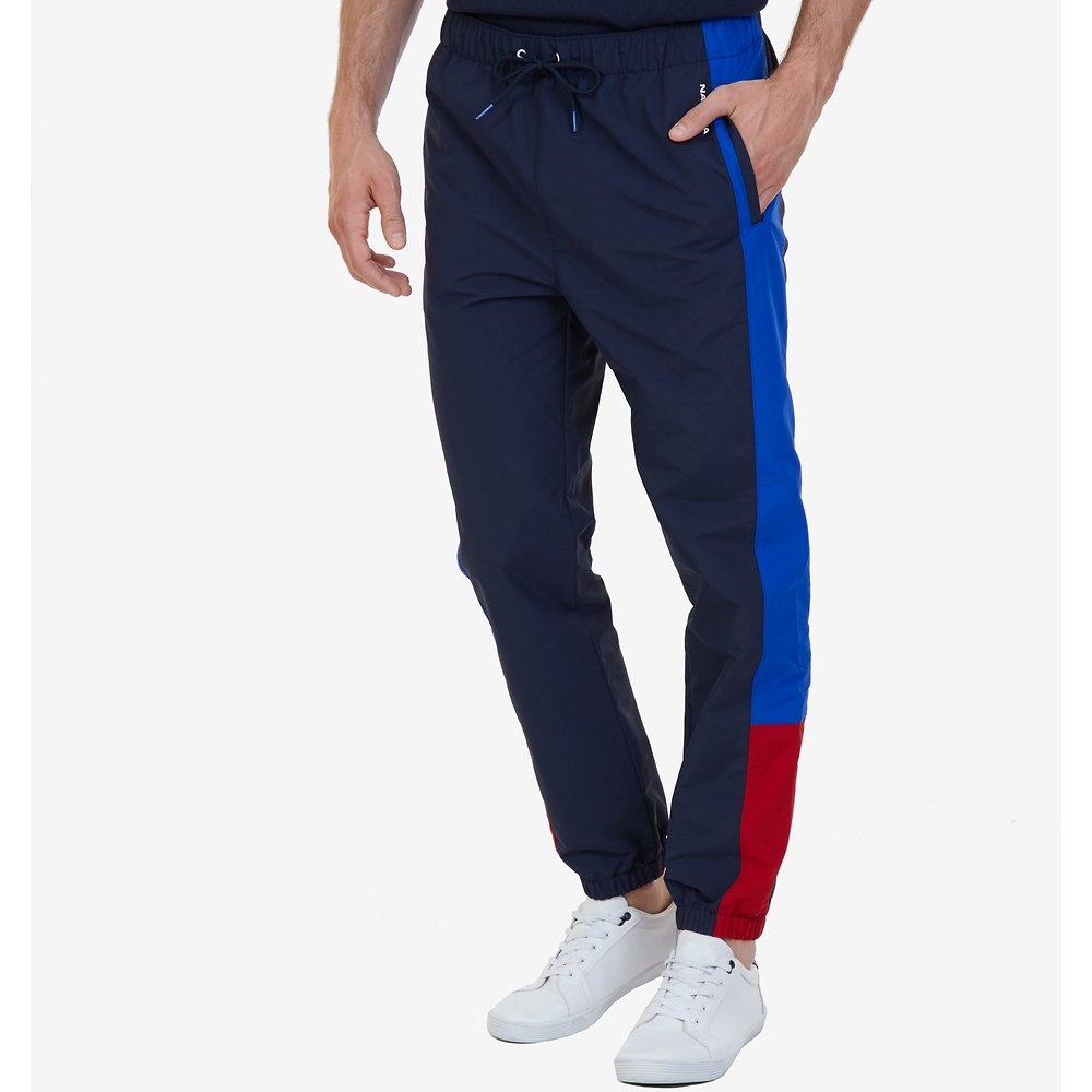 Nautica HERITAGE WATER RESISTANT TRACK PANT