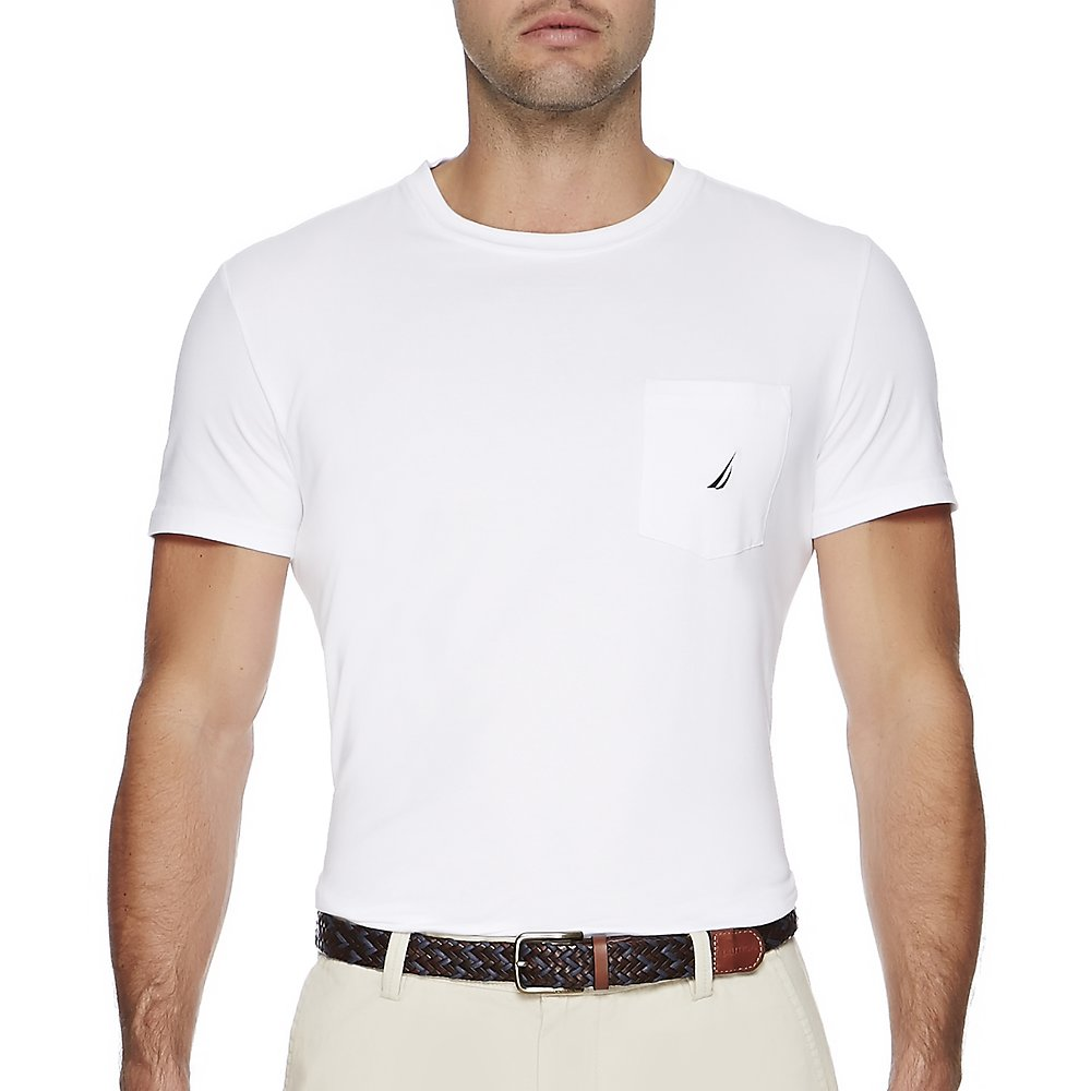 Nautica LOGO POCKET T-SHIRT