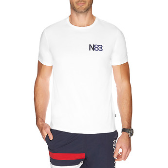 Nautica SHORT SLEEVE N83 T-SHIRT