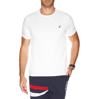 SHORT SLEEVE ALL 3 ROW NAUTICA T-SHIRT