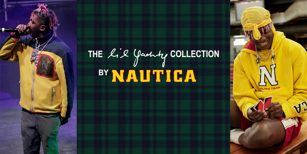 The Lil' Yachty Collection by Nautica