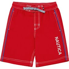Picture of LITTLE BOYS (4-7) STITCHED SWIM SHORT