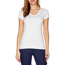 Picture of Short Sleeve V Neck Nautica Tee