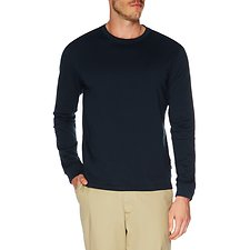 Picture of SOLID COLOUR LONG SLEEVE TEE