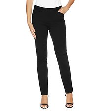 Image of Nautica TRUE BLACK Stretch Cotton Chino Pant