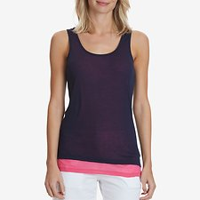 Picture of SLEEVELESS DOUBLE LAYER TANK
