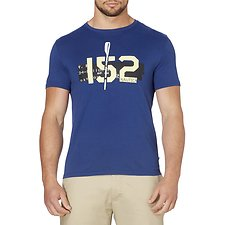 Picture of I52 OAR GRAPHIC SHORT SLEEVE TEE