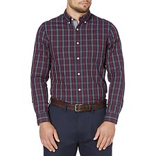 Picture of Button Down Stripe Long Sleeve Shirt