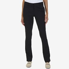 Picture of FLAT FRONT PONTE PANT