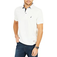 Picture of SAIL STITCH COLLAR SHORT SLEEVE POLO