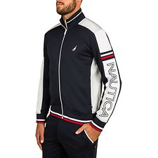 Picture of RETRO BLOCKED TRACK JACKET