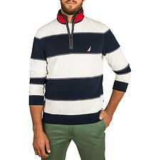 Picture of HERITAGE STRIPE SPORT  PULL OVER
