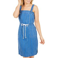 Image of Nautica CAPTAIN BLUE WA SHORT BOAT STRIPE DRESS