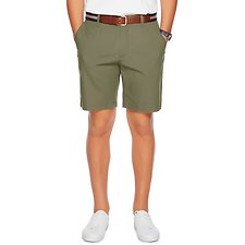 Picture of FLAT FRONT COTTON TWILL SHORT