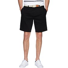 Image of Nautica TRUE BLACK SLIM FIT STRETCH SHORT