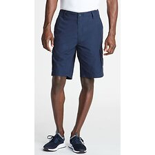 Image of Nautica NAVY POPLIN CARGO SHORT