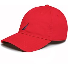 Image of Nautica DECK RED ANCHOR J CLASS CAP