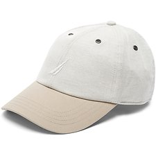 Picture of LINEN BLEND 2-TONE ANCHOR CAP