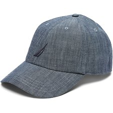 Picture of CHAMBRAY ANCHOR CAP