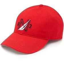 Image of Nautica NAUTICA RED N J CLASS CAP