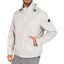 Image of Nautica BEACH SAND ANCHOR CLASSIC BOMBER JACKET