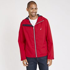 Image of Nautica NAUTICA RED THE RAINBREAKER JACKET