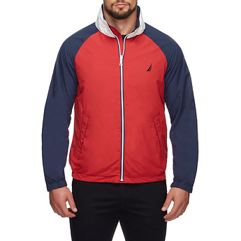 Image of Nautica  REVERSIBLE N83 WINDBREAKER JACKET