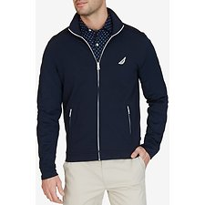 Picture of SLIM FRENCH TERRY TREKKER JACKET