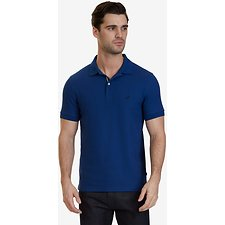 Picture of BLOCK COLOUR SHORT SLEEVED POLO