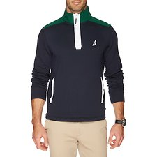 Picture of NAUTICA MOCK NECK  PULL OVER