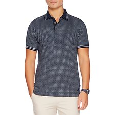 Picture of SHORT SLEEVE PRINTED POLO
