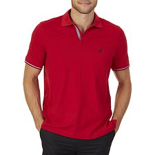 Picture of SHORT SLEEVE SCRIPT POLO