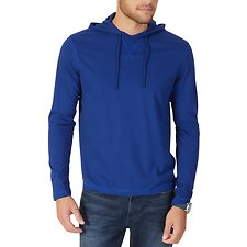 Image of Nautica BLUE DEPTHS J-CLASS HOODED T-SHIRT